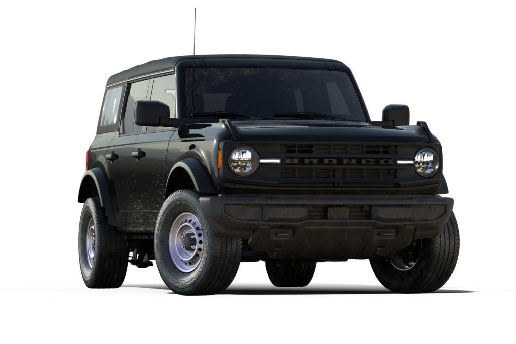 Bronco terenní SUV
